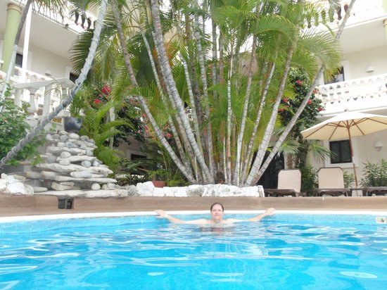 Aventura Mexicana : adult pool area