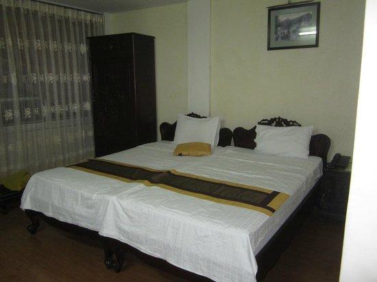 Hanoi City Hostel: Мой номер