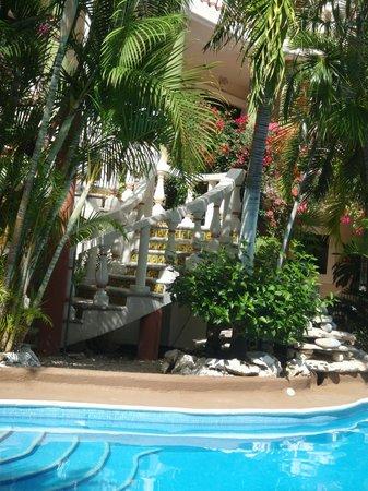Hotel Aventura Mexicana: grounds