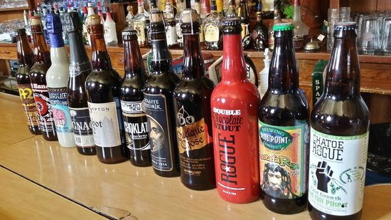 Tulune's Southside Tavern: Rare bottles and drafts