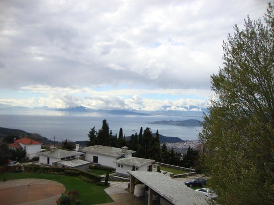 Xenia Palace: View from the room
