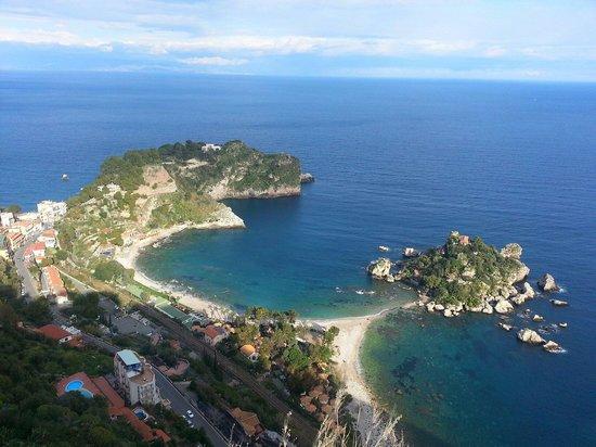 Isola Bella: Taormina