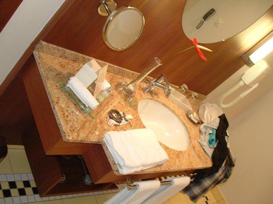 Sofitel Grand Sopot : umywalka