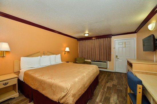 Americas Best Value Inn-Marysville: Guest Room
