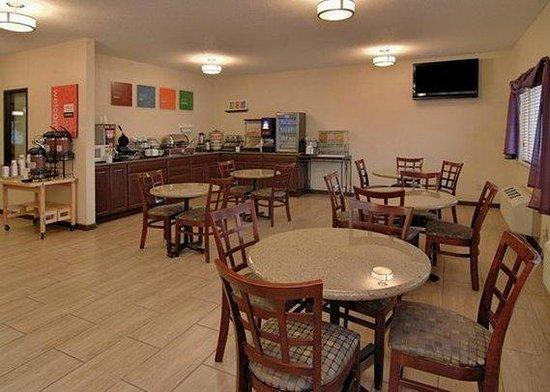 Quality Inn & Suites : breakfast