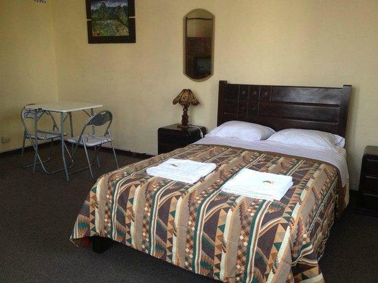 Sol de Miraflores: Habitación Matrimonial