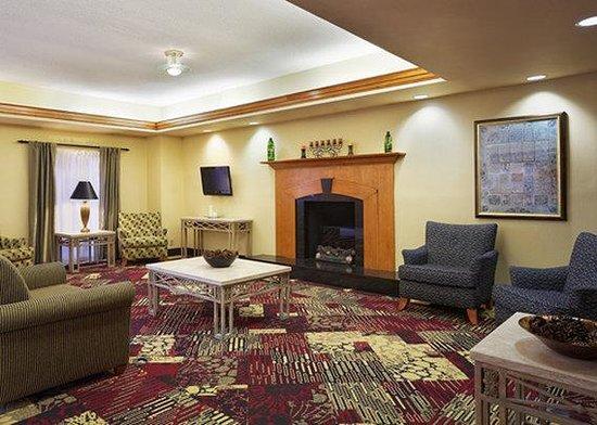 Comfort Suites Innsbrook: Lobby