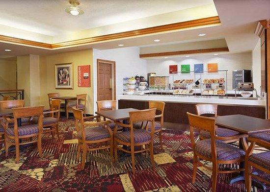 Comfort Suites Innsbrook: Breakfast Area