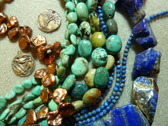 Cambria Beads: Pendants, Pearls, Stones and More!