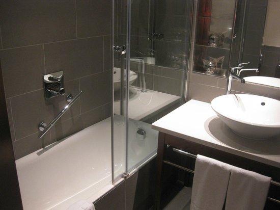 Alfonso Hotel : baño