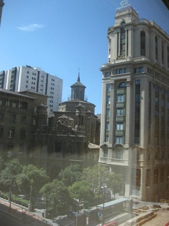 Alfonso Hotel : vistas desde la habitacion