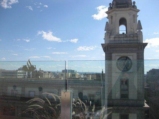 Alfonso Hotel: vistas desde la terraza