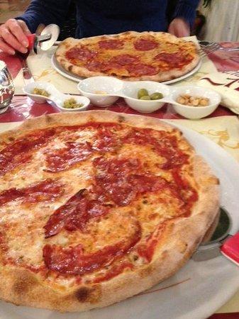 Vitaliano da Cristina: de pizza's