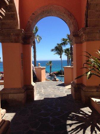 Sheraton Grand Los Cabos Hacienda del Mar: Pasillo