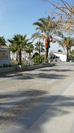Seher Sun Palace Resort and Spa: near the beach