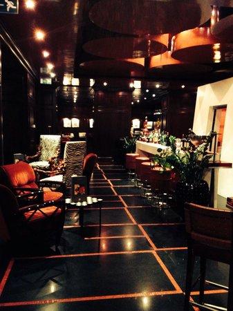 Aleph Hotel Rome: Bar