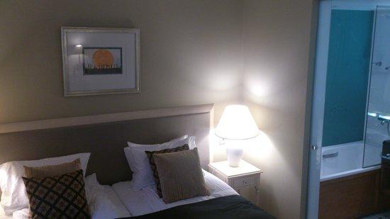 Hotel Haven : Спальня