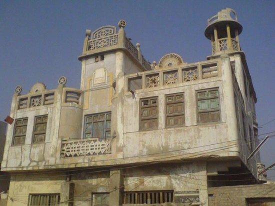 Tando Adam, Pakistan: Old Architecture