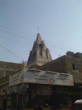 Tando Adam, Pakistan: Temple