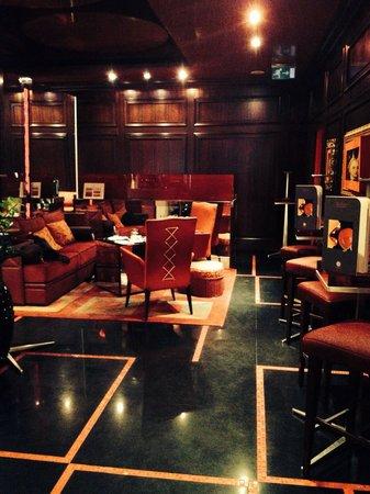 Aleph Hotel Rome: Lounge bar