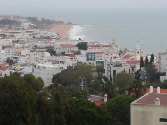 Albufeira Jardim - Apartamentos Turísticos : A room with a view