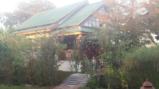 Secret Garden Chiang Mai: vores fine hus