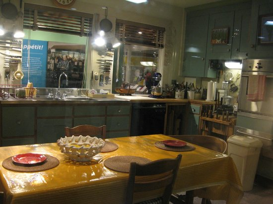 National Museum of American History : jolia child's kitchen