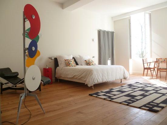 Le Clos des Tilleuls : Design bedrooms
