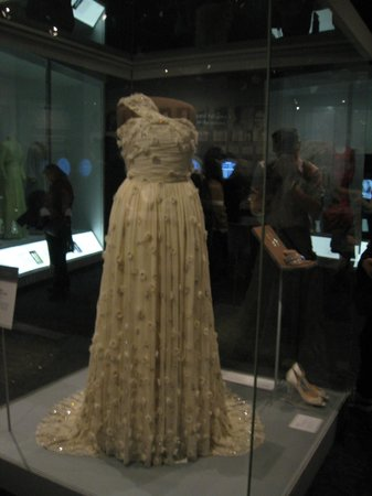National Museum of American History: Michel obama's gown