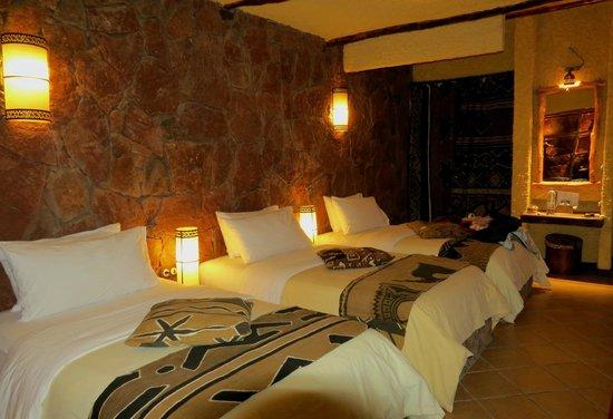 Hotel Xaluca Dades: Preciosa habitacion.