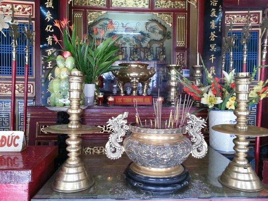 Fukian Assembly Hall (Phuc Kien): Trzeba zobaczyć - to be visited !