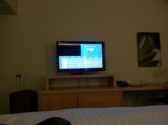 Sheraton San Jose Hotel: Cable TV