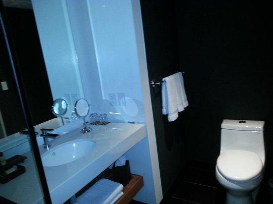 Sheraton San Jose Hotel: Bathroom