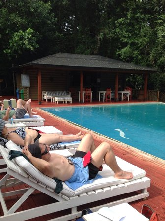 La Cantera Lodge de Selva by DON: Lazy days