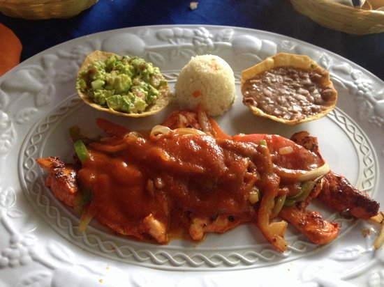 La Mission: Mexican chiken