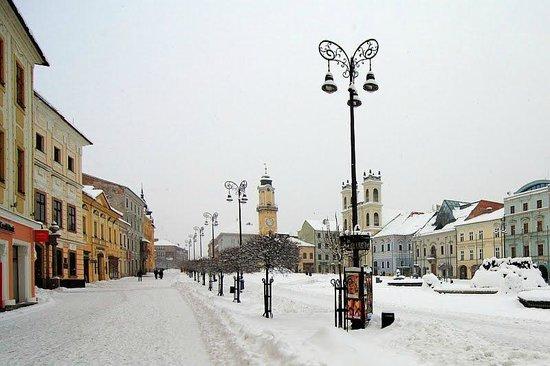 Angels Restaurant & Bar : Calle nevada Banska Bystrica