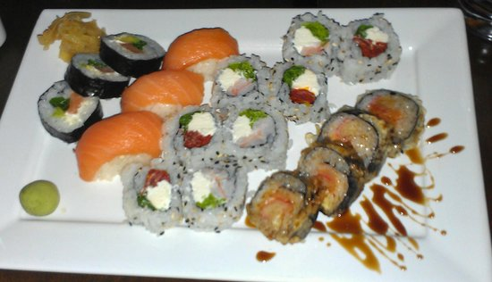 Goss : Sushi