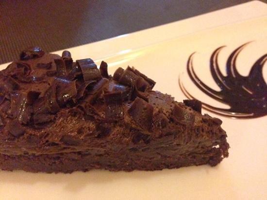 A Cozinha do Chefe Matos : Bolo húmido de chocolate, fantástico.