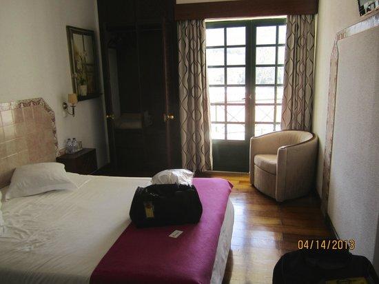 Hotel Castelo de Vide: Room with a balcony