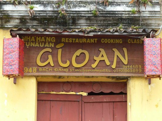Gioan Cooking Class : Cooking School