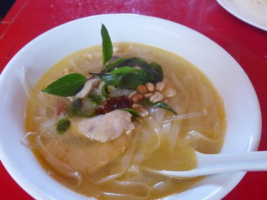 Gioan Cooking Class: Chicken Pho Soup