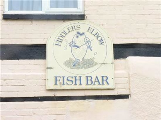 Fiddlers Elbow Fish & Chips: Fiddlers Elbow Fish Bar