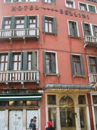 B4 Bellini Venezia : hôtel Bellini