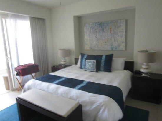 Marival Residences Luxury Resort : bedroom