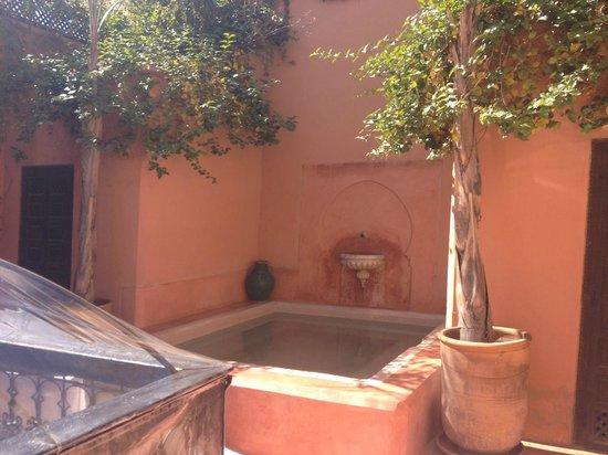 Riad Hayati: Suite's plunge pool