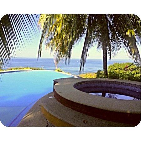 Hotel Vista de Olas: first day