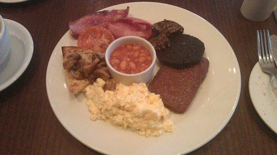 Ogstons On North Street : Good Breakfast!