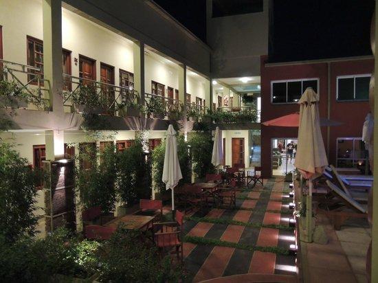 Hotel Jardín de Iguazú: Vista