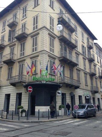 Holiday Inn Turin City Center : fachada