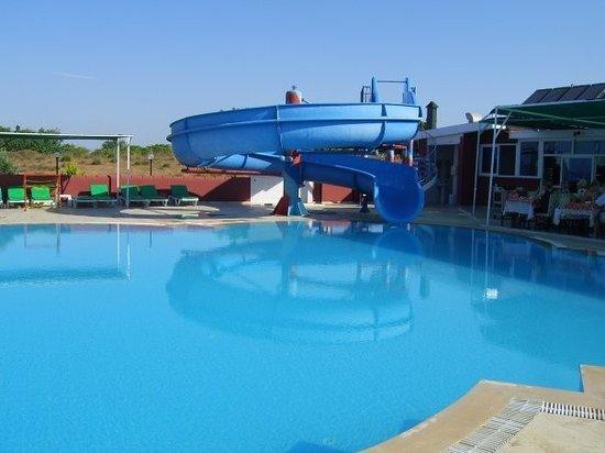 Hunkar Palace Hotel&Spa: mans swimming pool